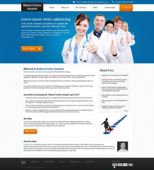 Medical Practice valuation by swati05