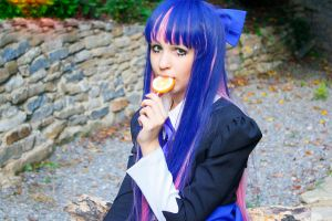 Stocking cosplay by Livy-Livy