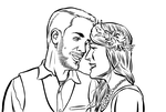 Anthony and Stephanie by mistermuck