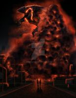 Ashes to Ashes Poster by Demplex