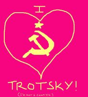 I :heart: Trotsky by metricula