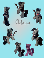 Octavia custom blindbag by XantheStar