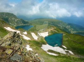 The Rila Lakes by Zelma1