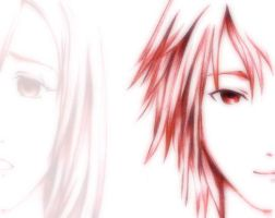 couple wallpaper side male by washizuka