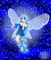 Bluebell Left by GamingGirl73