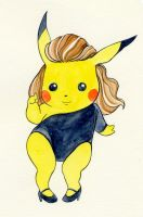 Pikachu-Single Ladies Edition by WeijiC