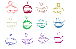 Homestuck Mouth Headcanon Doodle by myaku12