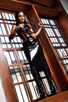 Latex and I.... by Perverette