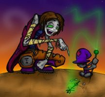 Dont Dis Voodoo by uncle-monkey