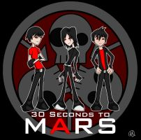 30 Seconds to Marsness by MelonieMac