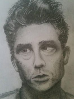 James Dean by GrimeBag