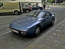 Porsche 944S2 Cabriolet by ShadowPhotography