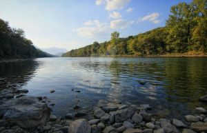 Drina river 6 by Neshom