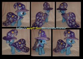 Great and Powerful Trixie! by MLPT-fan