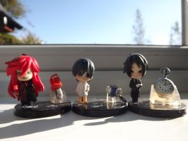 BLACK BUTLER FIGURES GUYSSSSS!!!! by neano-fury