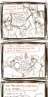 APH line up Random Comics - Price by randomsketchez