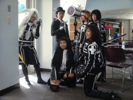 D. Gray-Man - Animethon 15 by Blind-Fox