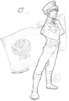 Prussia - WW2 by Ahr0