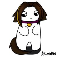 .: Arin Puppy :. by ASinglePetal