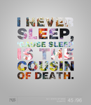 Never Sleep by Phase05