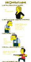 My Simpson Meme by arieldepp