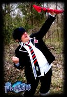 Blue Exorcist - I GOTZ IT BACK by GoodDokCosplay