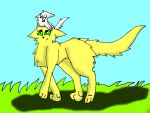 -RQ- Sandstorm and Cloudkit by NewMoon-Dragoness