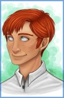 Fred Weasley by Empress-0f-Angels
