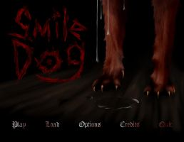 Smile Dog Title Page by NarutoMustDie842