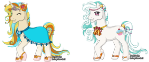 Free Pony Adoptables 2 closed by shalaineamulet