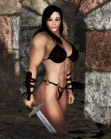 Warrior Lin by Supro by vince3