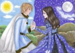 The Day Boy and the Night Girl by DreamyNaria