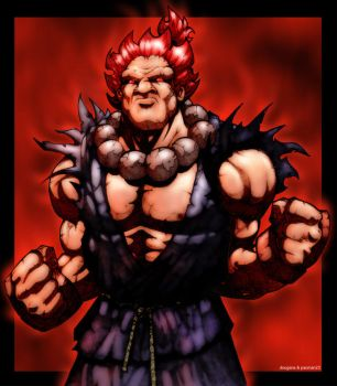 Akuma Demon by dougans