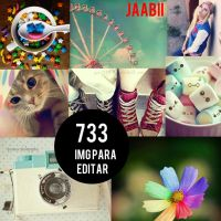 Pack Imagenes para Editar by Jaabii
