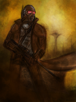 NCR Ranger by TheOmegaRidley