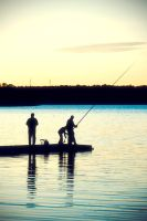 Fishing by FoXsPhotos