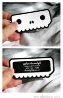 skully cards by hexasketch