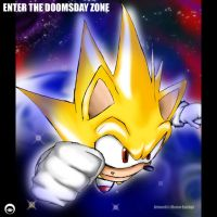 Enter The Doomsday Zone by GunGrave89