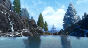 Screenshot: Ald. River Valley by Jereic