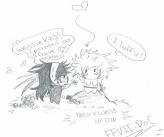 DoC OTP xD by Cheshire-Marshmallow