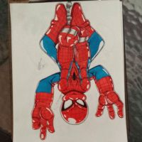 Marvel Mobians : Spiderman (finished) by misfit2588