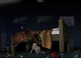 Underbed Creeps by lifeformgraphics