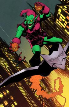 Green Goblin by GlebTheZombie
