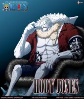 Hody Jones by DEIVISCC