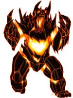 Fire Elemental by ProdigyDuck