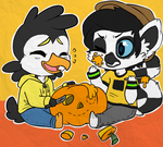 Pumpkin Carving by nayuki910