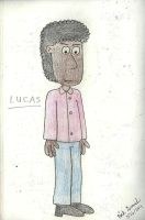 Character #73: Lucas by gretzelboy89