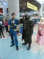 Fallout- Comikaze Expo 2013 by MidnightLiger0