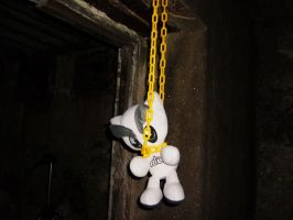 Hanging Fella by ARTmonkey90