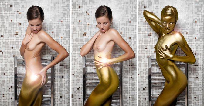 Midas touch 06 by ALeksecond